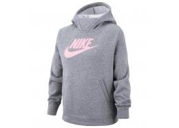 Sportswear Pullover Kız Çocuk Gri Sweatshirt