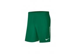 Nike Dri-Fit Knit ll Erkek Yeşil Futbol Şort (BV6852-302)