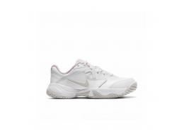 Jr Court Lite 2 Çocuk Beyaz Tenis Ayakkabısı (CD0440-100)