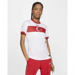 Türkiye 2020 Stadyum Kadın Beyaz İç Saha Futbol Forması