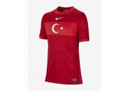 Türkiye 2020 Milli Takım Çocuk Kırmızı Deplasman Forması