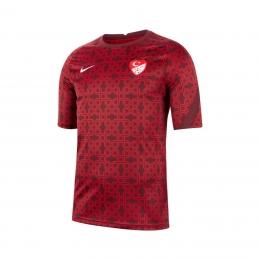 Türkiye Erkek Kırmızı Futbol Forması