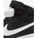 Court Borough Mid 2 Çocuk Siyah Sneaker