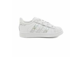 Superstar Bebek Beyaz Spor Ayakkabı