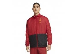 Galatasaray Academy Erkek Kırmızı Antrenman Ceket (CJ4461-352)