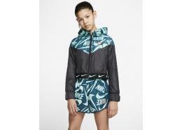 Sportswear Çocuk Siyah Rüzgarlık (CJ7426-010)