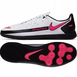 Nike Phantom GT Club IC Beyaz Halı Saha Ayakkabısı (CK8466-160)