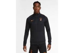 Galatasaray Erkek Siyah Futbol Antrenman Ceketi