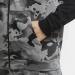 Dri-FIT Tam Boy Fermuarlı Kamuflaj Sweatshirt (CU6048-010)