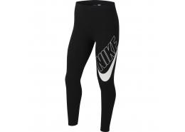 Sportswear Favorites Çocuk Siyah Tayt (CU8943-013)