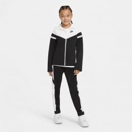 Nike Sportswear Çocuk Siyah Eşofman Altı (CU9202-010)