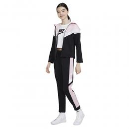 Sportswear Çocuk Siyah Eşofman Takımı (CU9202-013)