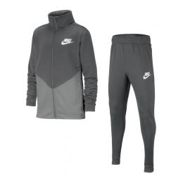 Nike Sportswear Çocuk Gri Eşofman Takımı (CV9335-021)
