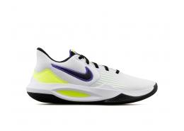 Precision V Erkek Beyaz Basketbol Ayakkabısı (CW3403-100)