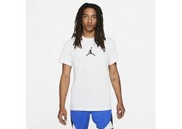 Jordan NBA Jumpman Erkek Beyaz Tişört (CW5190-102)
