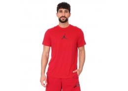 Jordan NBA Jumpman Erkek Kırmızı Tişört (CW5190-687)