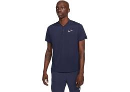 Nike Dri-fit Erkek Mavi Tenis Polo Tişört (CW6288-451)