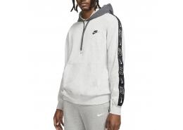 French-Terry Pullover City Edition Erkek Gri Sweatshirt (CZ9946-051)