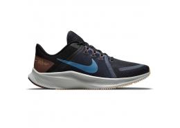 Nike Quest 4 Erkek Mavi Koşu Ayakkabısı (DA1105-400)