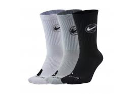 Nike Crew 3 Çift Basketbol Çorabı (DA2776-400)