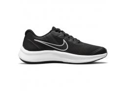 Runner 3 Kadın Siyah Koşu Ayakkabısı (DA2776-003)
