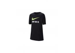 Sportwear Just Do It Çocuk Siyah Tişört (DA4275-010)