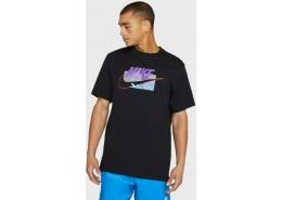 Nike Sportswear Erkek Siyah Tişört (DB6173-010)
