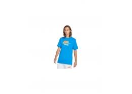 Sportswear Brandmarks Erkek Mavi Tişört (DB6173-435)