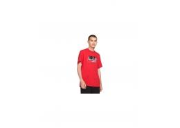 Sportswear Brandmarks Erkek Kırmızı Tişört (DB6173-657)