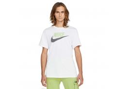 Nike Sportswear Erkek Beyaz Tişört (DB6523-100)
