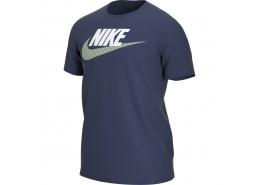Sportswear Brand Mark Erkek Mavi Tişört (DB6523-410)