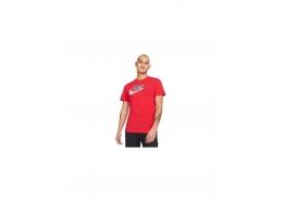 Sportswear Kısa Kollu Erkek Kırmızı Tişört (DB6527-657)