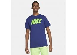 Sportswear Icon Block Erkek Mavi Tişört (DC5092-455)