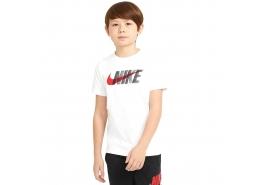 Nike Sportswear Çocuk Beyaz Tişört (DC7796-100)