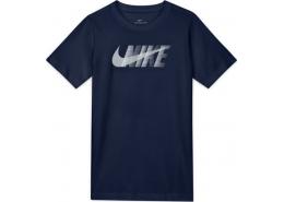 Sportswear Swoosh Çocuk Mavi Tişört (DC7796-411)