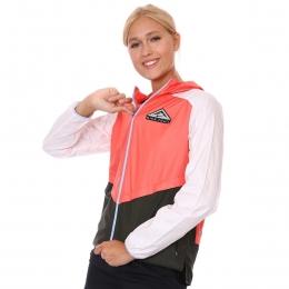Shield Arazi Tipi Kadın Pembe Koşu Ceketi (DC8041-814)