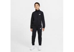 Sportswear Hbr Poly Çocuk Siyah Eşofman Takımı (DD0324-010)