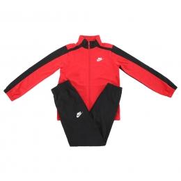 Sportswear Çocuk Kırmızı Eşofman Takımı (DD0324-658)