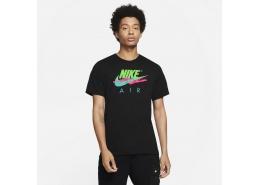 Sportswear DNA Futura Erkek Siyah Tişört (DD1256-010)