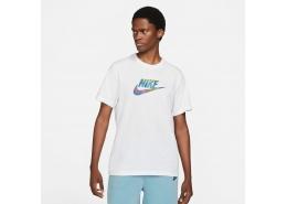 Sportswear Festival Futura Erkek Beyaz Tişört (DD1266-100)