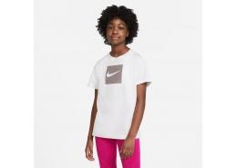 Sportswear Swooshfetti Bf Çocuk Beyaz Tişört (DD3864-100)