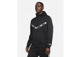 Sportswear Repeat Erkek Siyah Sweatshirt (DM4672-010)