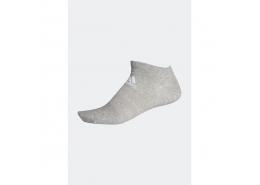 Light Low 1Pp Gri Kısa Spor Çorap