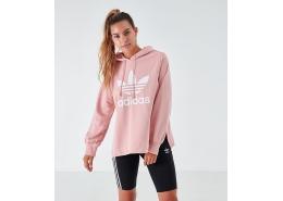 Originals Kadın Pembe Kapüşonlu Sweatshirt (EC1907)