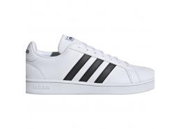 Grand Court Base Erkek Beyaz Spor Ayakkabı (EE7904)