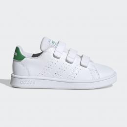 Advantage Beyaz Çocuk Spor Ayakkabı (EF0223)