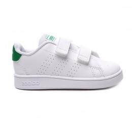 Advantage Çocuk Beyaz Spor Ayakkabı (EF0301)