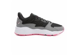 Crazychaos Kadın Siyah Spor Ayakkabı