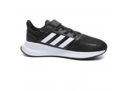 Run Falcon Çocuk Siyah Koşu Ayakkabısı