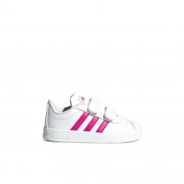 VL Court 2.0 Bebek Beyaz Spor Ayakkabı